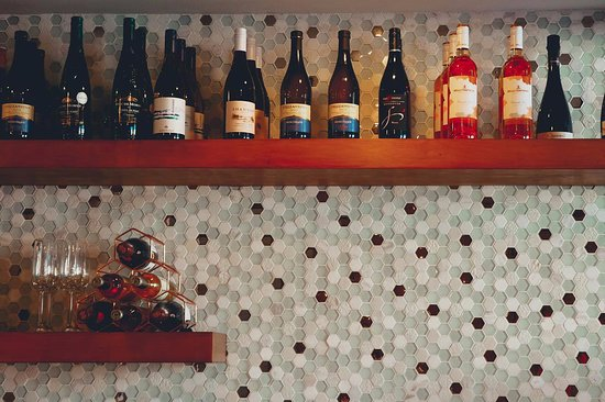 We have the best selection of wines to complement our wide range of menu items.