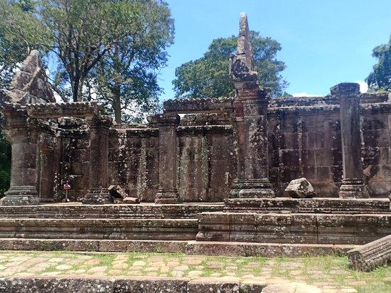 Preah Vihear Province, Cambodia: Phrea viha temple the noth of cambodia near the border of thailand