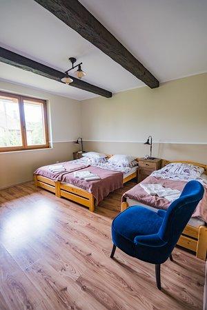 Kisszekely, Hongarije: 3 személyes szoba