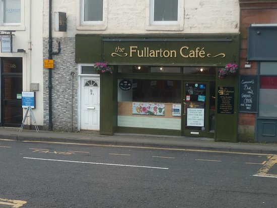 The Fullarton Cafe Ayr Restaurant Reviews Photos Phone