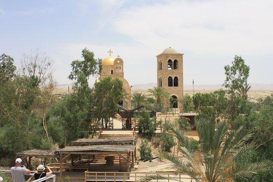 Al-Maghtas, Jordan: Jordan side