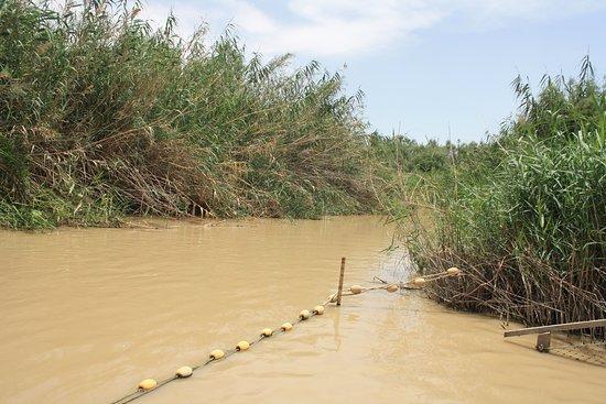 Al-Maghtas, Jordan: Jordan River