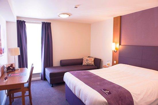 Premier Inn Exeter Central St Davids hotel