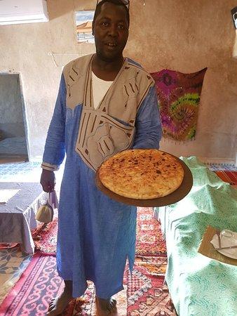 Khamlia, Marokko: Restaurante Zafa