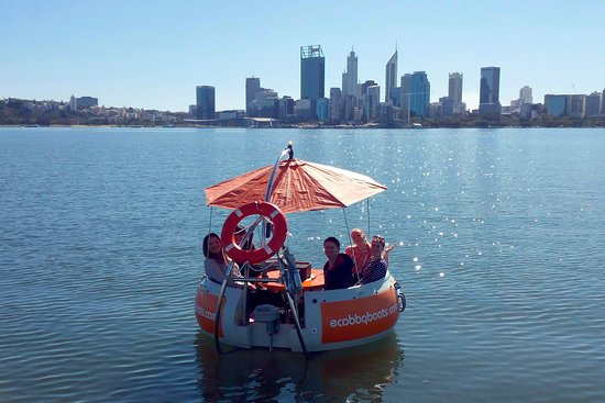Eco BBQ Boats Perth