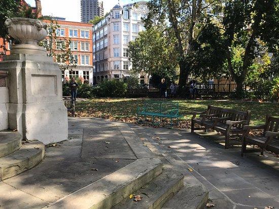 Smithfield Rotunda Garden