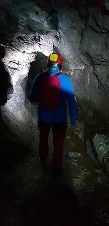 La Miniera di Garida : Interno miniera