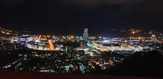 Good food & best night 's light view