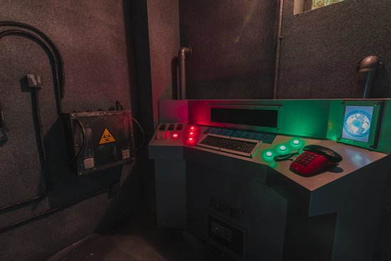 ‪Game Over Escape Rooms LISBOA‬
