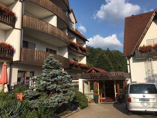 Kirchensittenbach, Almanya: entree