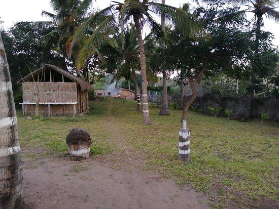 Tofinho, Mosambik: camping