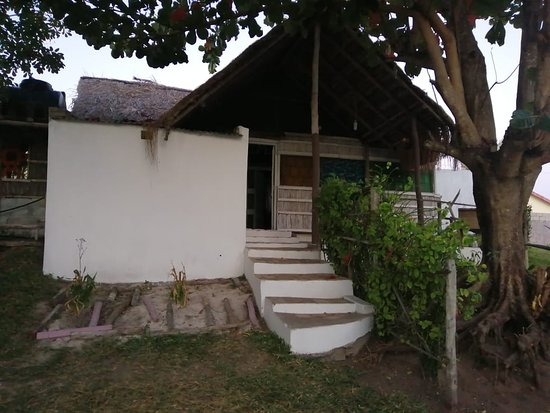 Tofinho, Mosambik: main house
