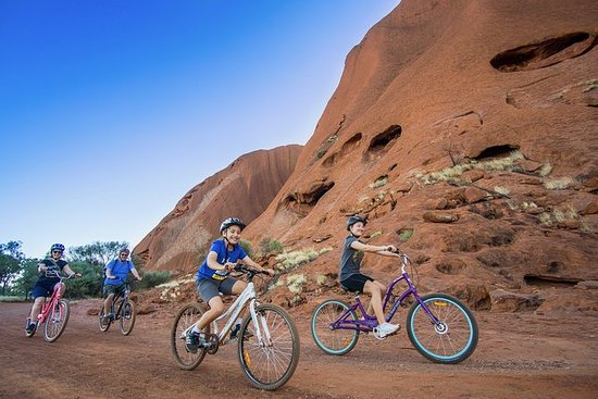 ウルル、アウトバックサイクリング自転車レンタル