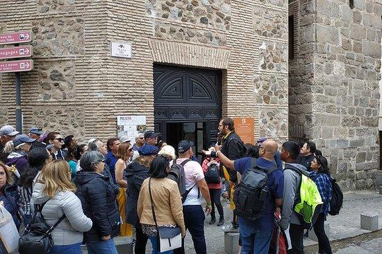 托萊多全日遊,步行遊覽和免費馬德里觀光旅遊