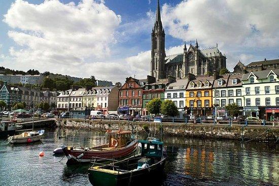 Blarney Castle Tour fra Cork inkludert...