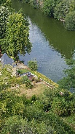 Change, Frankrijk: Vue magnifique sur la Mayenne