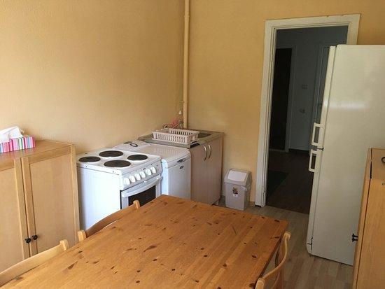Veriora, Estonia: Kitchen