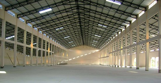 Hai Duong Province, Vietnam: For lease 1000m2 newly-built factory in Binh Giang, Hai Duong; nice factory designed to standards of industrial zone factory, metal roof, firm concrete floor, wide campus; 3-phase power station, ready fire protection system. Rental: 2USD/m2/month.