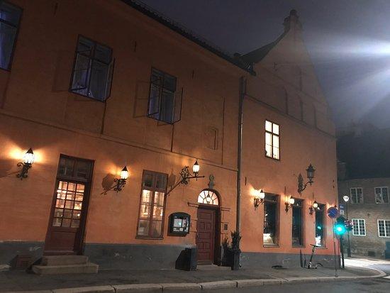 Gamle Rådhus Restaurant