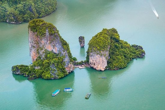 Hong Krabi y James Bond Island en...