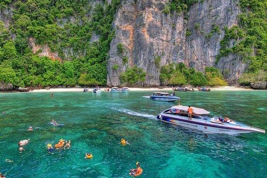 Phi Phi Island Enjoy Snorkeling...