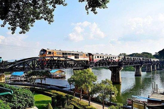 爱侣湾,火车和船