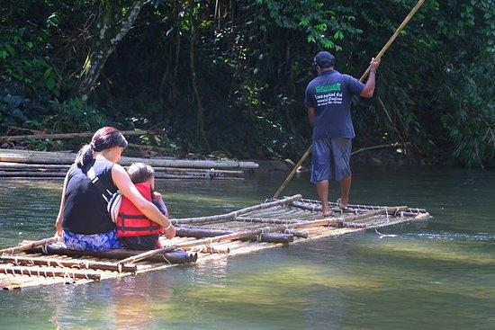Excursión de un día a Khaolak Rafting...