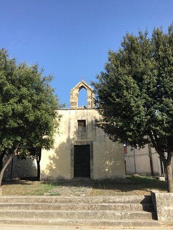 Senorbi, Italië: Chiesa di Sant'Antonio (XII secolo) si trova nel centro storico di Arixi, piccola frazione di Senorbì.