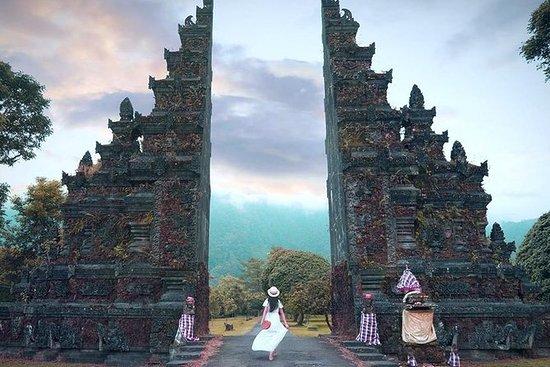 La puerta de Handara, el templo del...