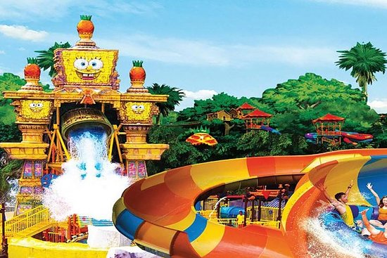Sunway Lagoon Day Tour With Transfer...