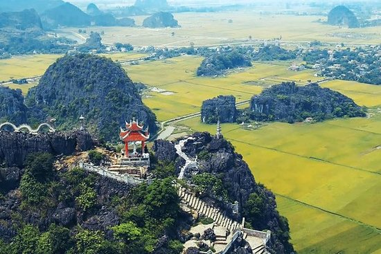 Hoa Lu - Tam Coc - Mua Cave 1 dagtocht