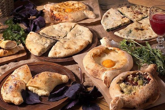 Kulinarisk & vin tur i Kakheti-regionen