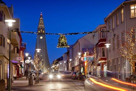 Paquete de Navidad de la aurora...