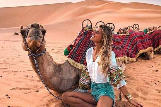 从非斯到马拉喀什的3天豪华私人沙漠之旅