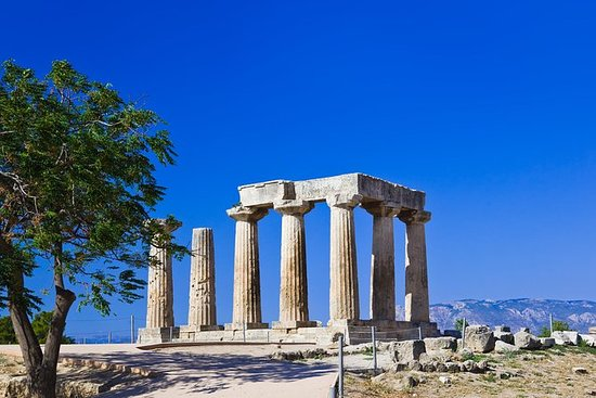 twee dagen in Peloponnesos