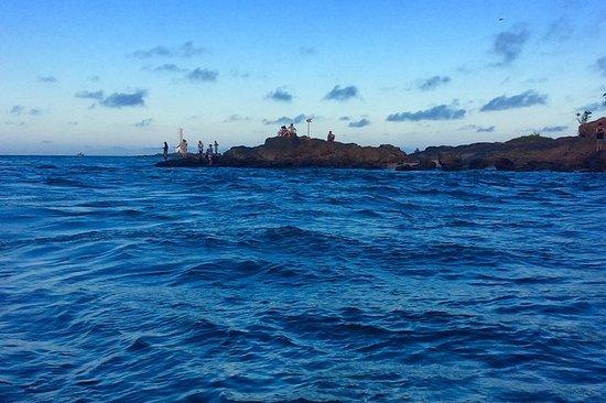 沿着里约达斯康塔斯与克莱德罗瀑布乘船游览