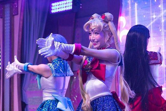 Pretty Guardian Sailor Moon - LUZ...