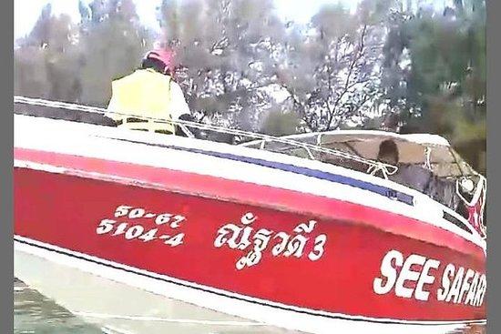 Barca da Rayong a Koh Samet