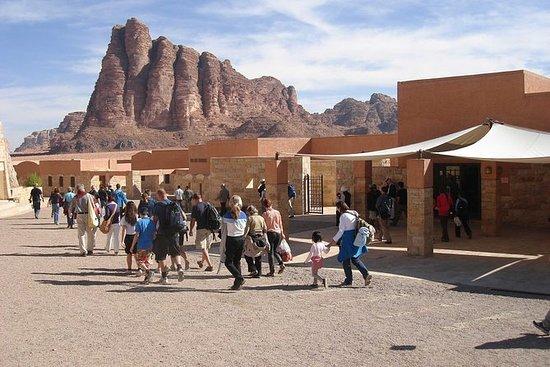 Aqaba Shore Excursions - Wadi Rum Day...