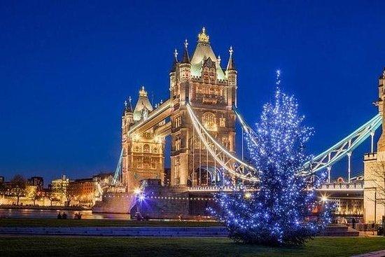 Magic Christmas Tour en Camden Town (Londres): Magic Christmas Tour in London