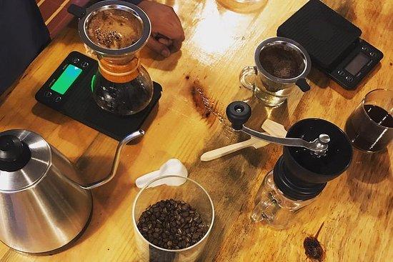 GRINDによるコーヒーワークショップ