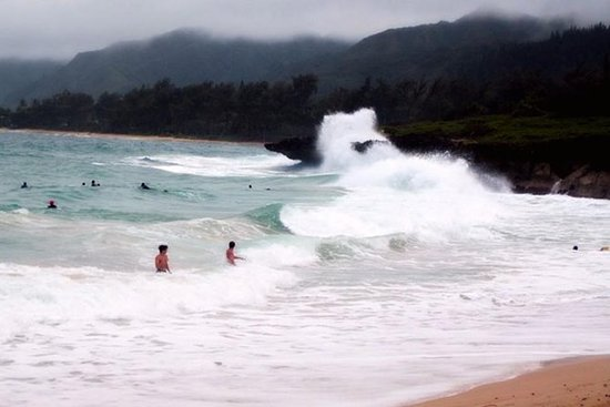 North Shore Tour For Oahu (Hawaii)
