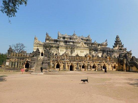 21 giorni di viaggio lungo il Myanmar