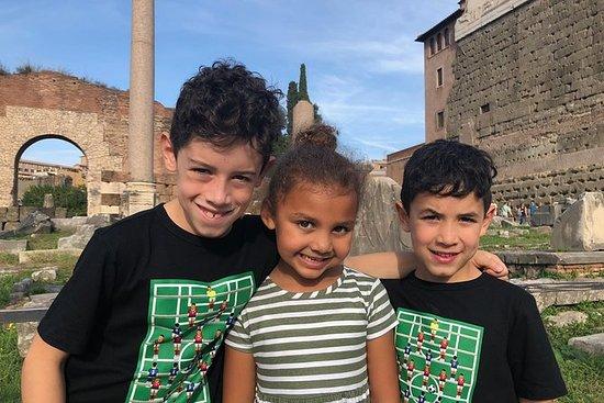 All Inclusive Kids Tour på Colosseum...