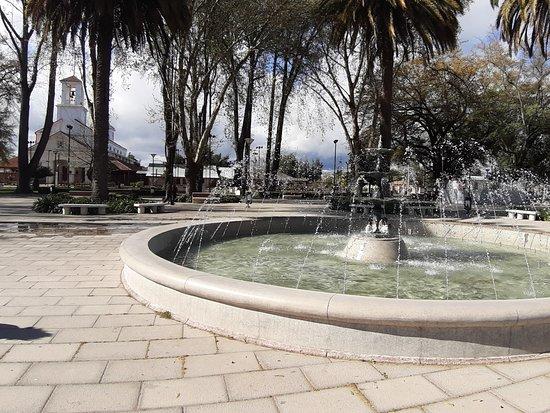 Plaza de Armas de Peralillo. Un lugar para descubrir en el Valle de Colchagua.