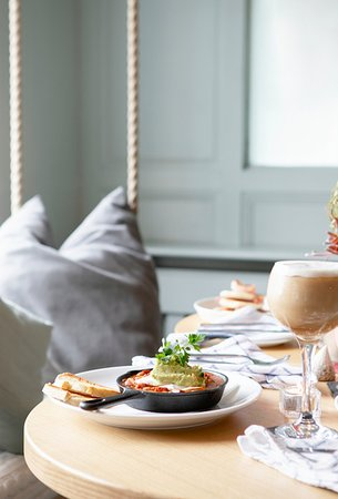 Weekend brunch at the Armada Hotel, West Clare