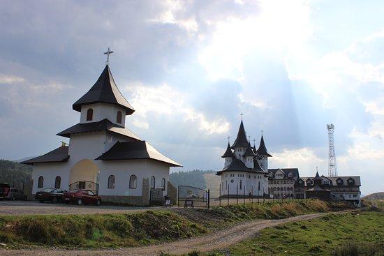 Maramures County, โรมาเนีย: Prislop Monastery