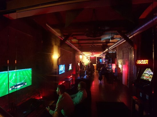 GameStation Bar