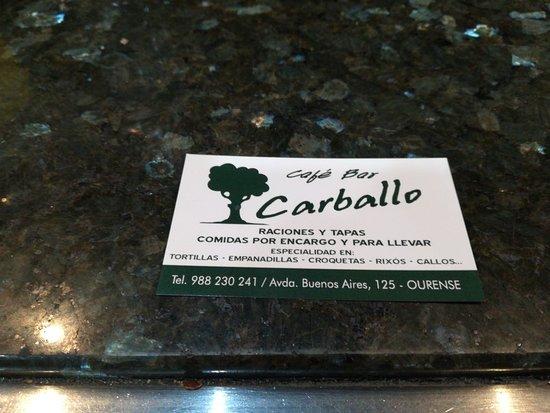 Bar Carballo