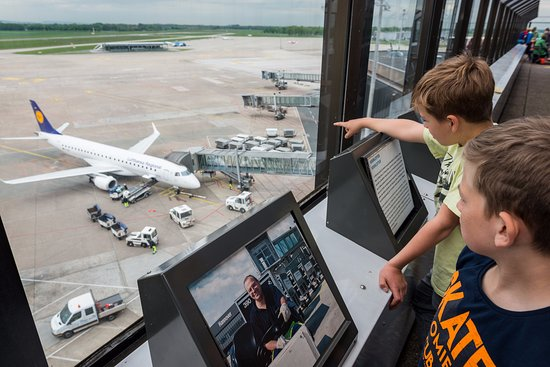 Erlebniswelt Hannover Airport